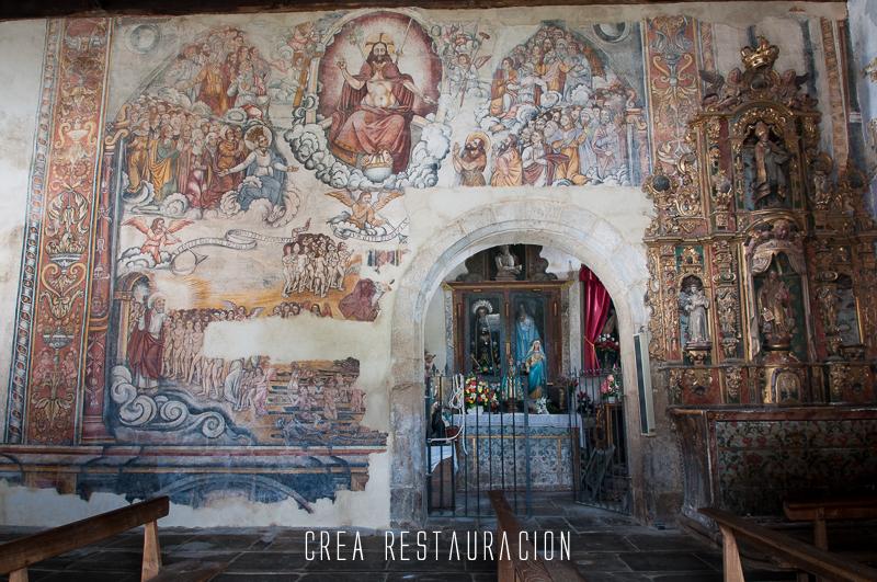 Chantada - Nogueira de Miño, Santa María de (MURO NORTE) (1 de 1)-2- A